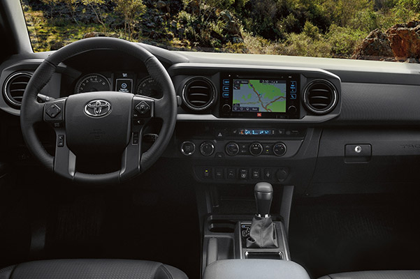 2019 Toyota Tacoma Safety & Technology Features