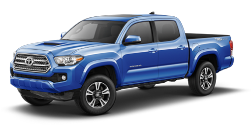 2017 Toyota Tacoma TRD Sport  4X2 Double Cab