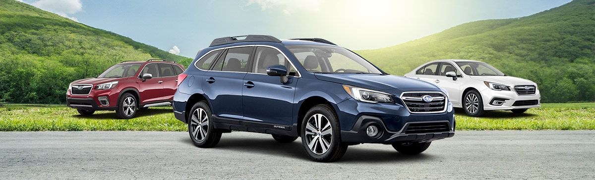 Subaru Dealer Near Me >> New 2019 Subaru Model Lineup Subaru Dealer In Monroeville Pa