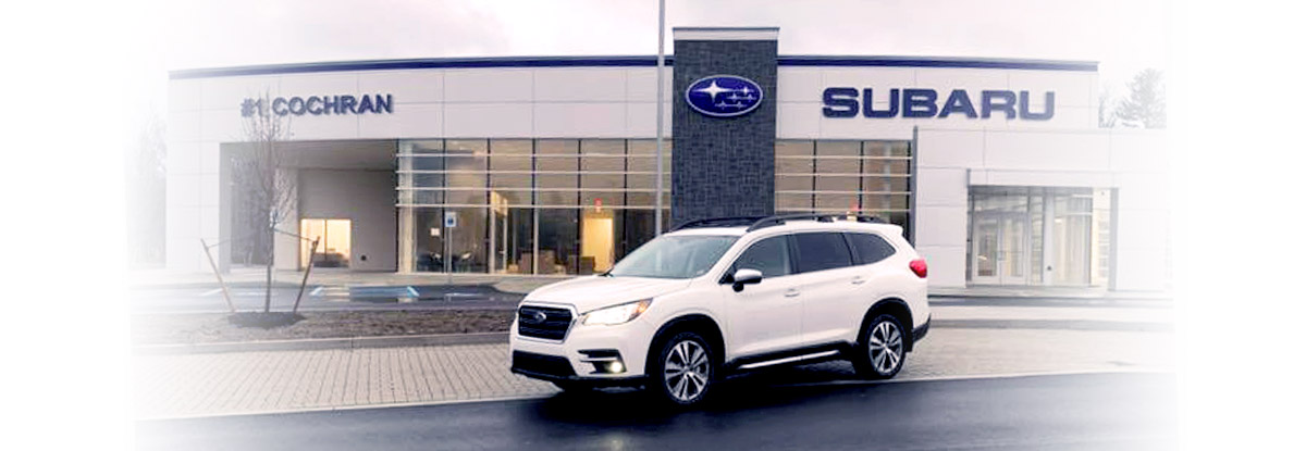 #1 Cochran Subaru of Butler County - 340 New Castle Road Butler, PA 16001