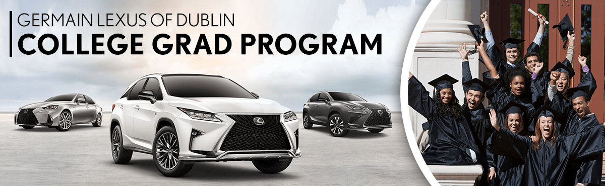 Germain Lexus of Dublin College Grad Program