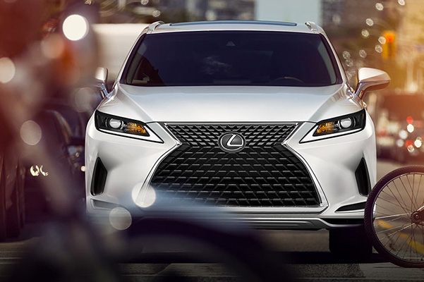 2021 Lexus RX safety sense