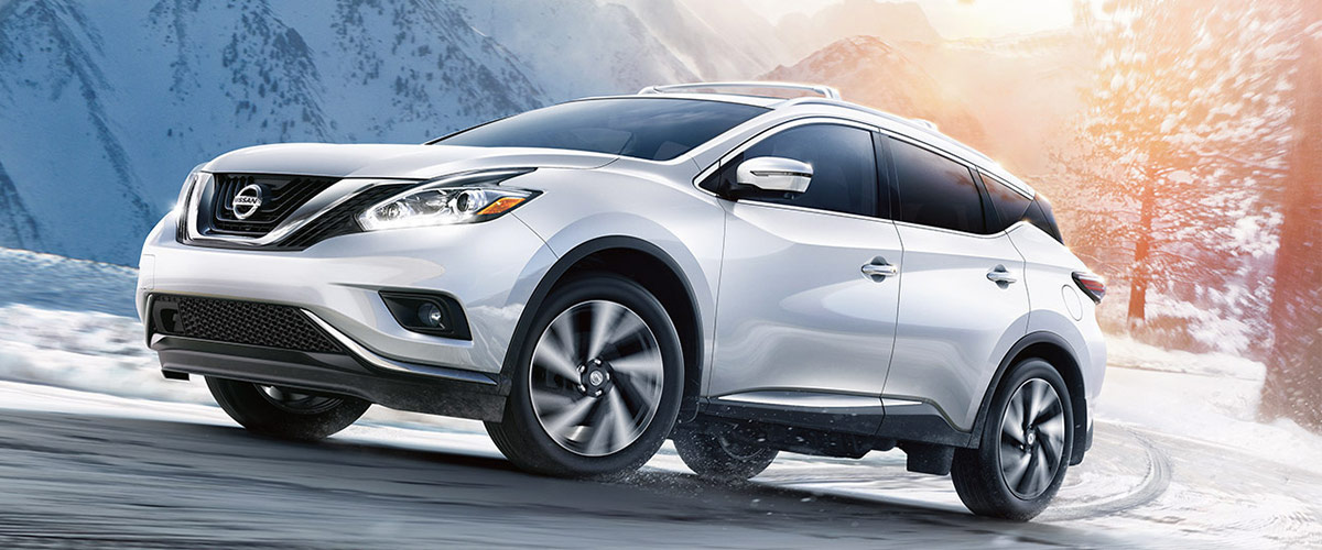 Beautiful 2018 Nissan Murano Header