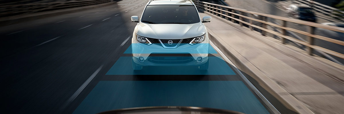 2018 Nissan Rogue Sport Safety Features