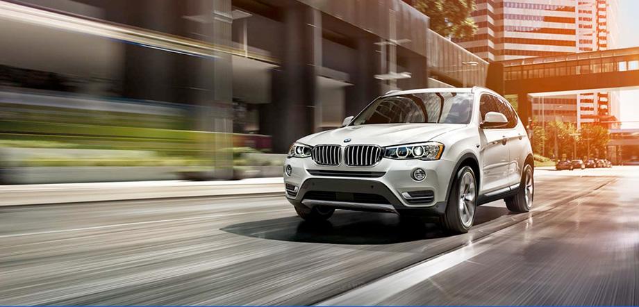 Buy a New 2017 BMW X3 SAV near Pittsburgh PA  BMW X3 Sales