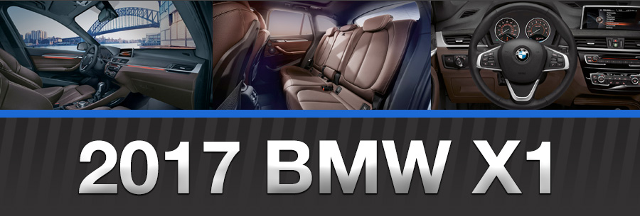Buy or Lease A 2017 BMW X1  BMW Dealer Serving Pittsburgh PA