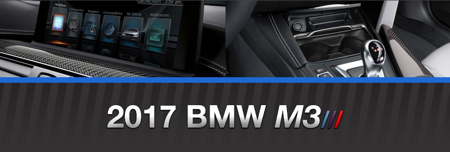 Lease a New 2017 BMW M3  BMW Dealership near Pittsburgh PA
