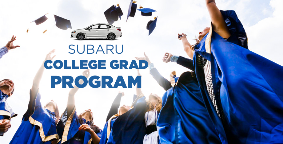 Subaru College Grad Financing Buy A Subaru Near Waterford MI - Subaru graduate program