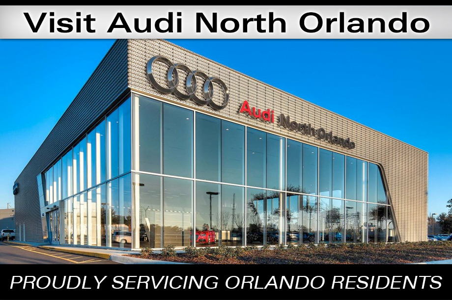 Audi Dealership Near Orlando FL Audi Sales Maintenance - Audi north orlando