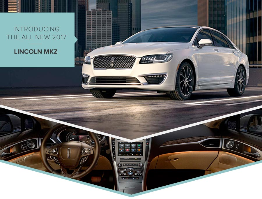 Buy A New 2017 Lincoln Mkz Lincoln Sales Near Baytown Tx