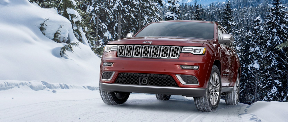 Buy Or Lease A New 2017 Jeep Grand Cherokee Near Lawrence, MA