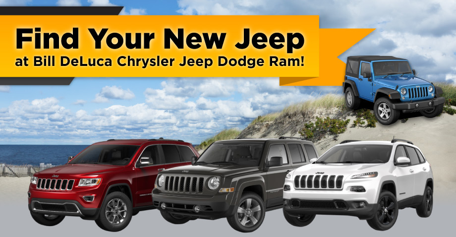 New Jeep Vehicles For Sale In MA And NH