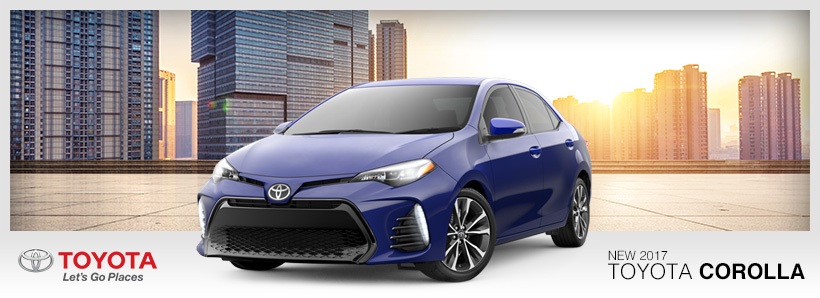 Buy The 2017 Toyota Corolla In Park Ridge, IL