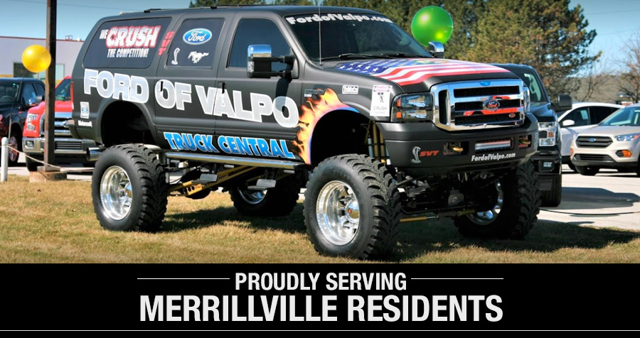 Currie Ford Valpo >> Ford Dealership Serving Merrillville In Ford Sales Service