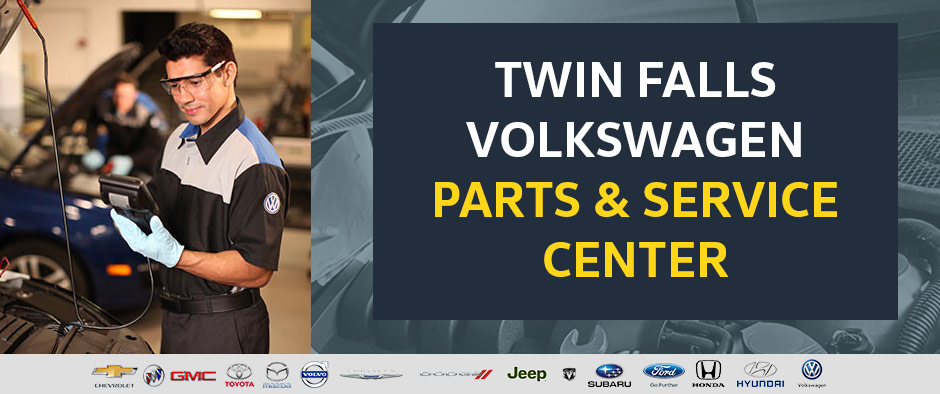 Twin Falls Volkswagen Parts & Service Center