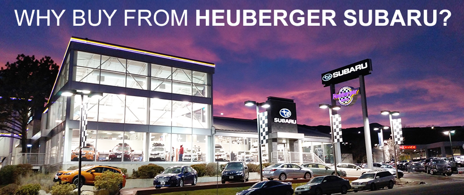 Subaru Dealership Colorado Springs >> Why Buy From Heuberger Subaru Subaru In Colorado Springs Co