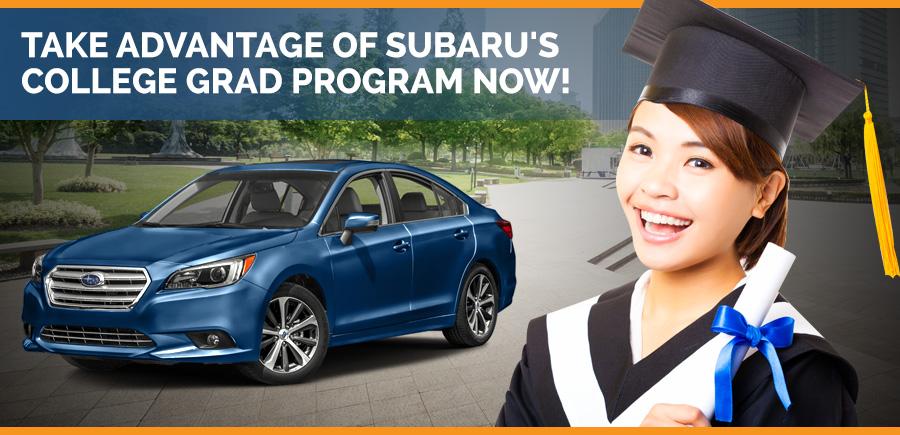 College Grad Program Torrance CA Subaru Dealership - Subaru graduate program