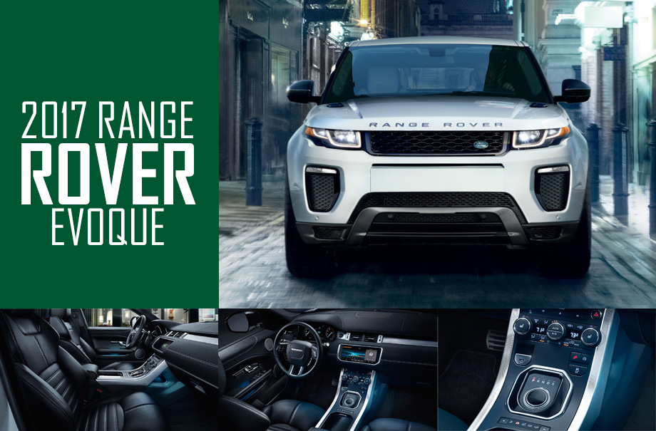 Buy a 2017 Land Rover Range Rover Evoque near Mount Lebanon, PA