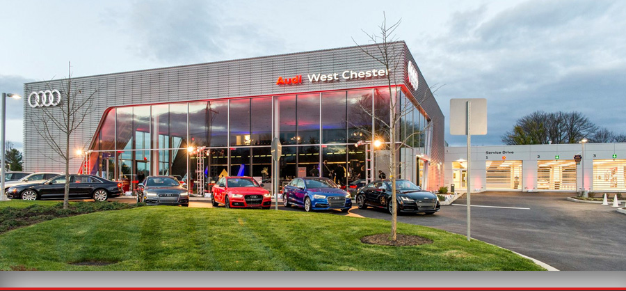 audi dealership near chester springs, pa | audi sales & service