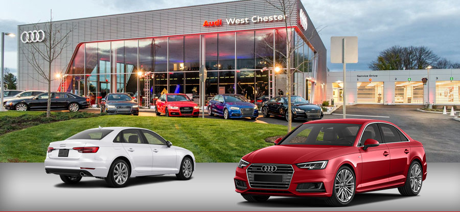why buy a 2017 audi a4 at audi west chester | pa audi sales