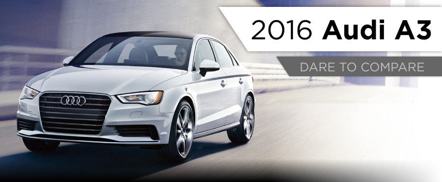 compare the 2016 audi a3 audi dealer in wynnewood pa. Black Bedroom Furniture Sets. Home Design Ideas