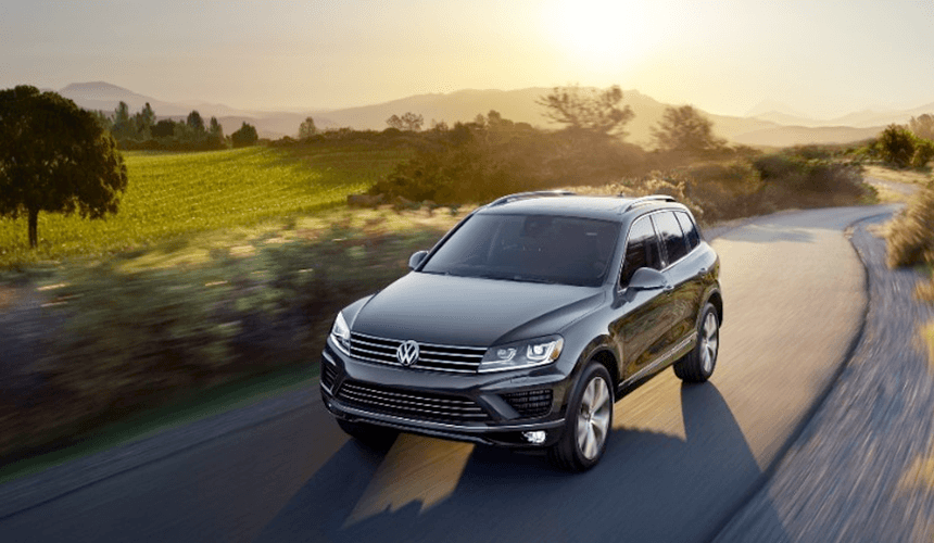 Buy Or Lease A 2017 Volkswagen Touareg Near Philadelphia Pa