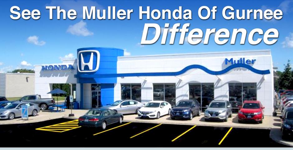 Why Buy From Muller Honda Of Gurnee