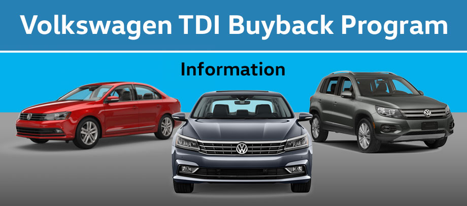 Vw Buyback Program >> Volkswagen Tdi Buyback Program Vw Dealership Near Fishers In