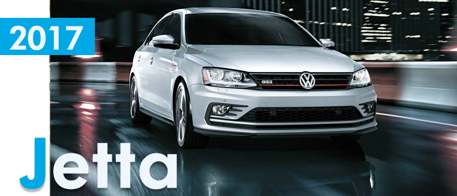 The All New 2017 Volkswagen Jetta