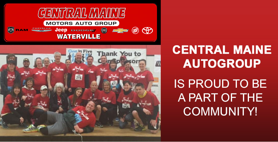 Central Maine Motors Auto Group Community Involvement