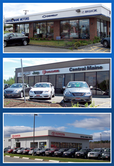 About central maine motors auto group auto sales and for Central maine motors chevy