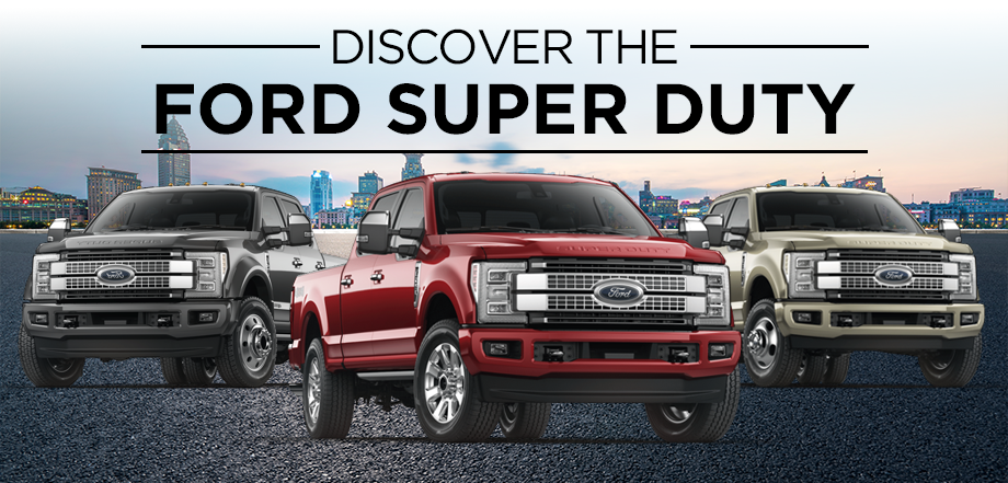 2017 ford super duty | ford truck sales in travelers rest, sc
