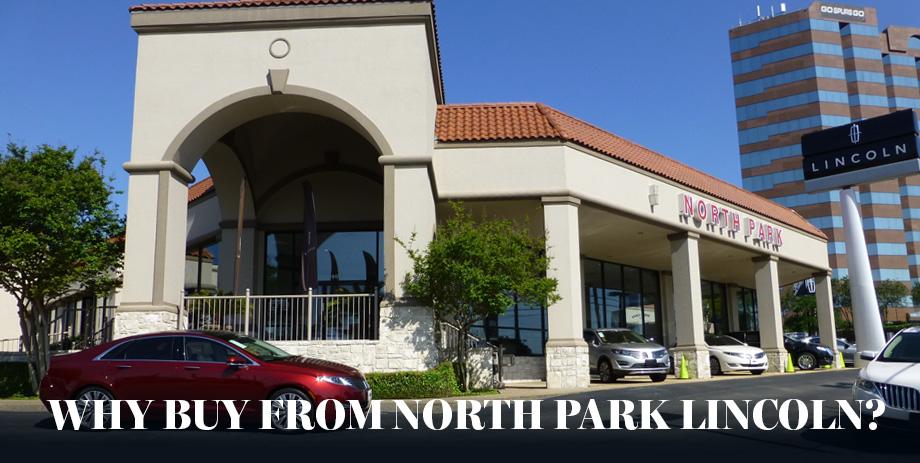 North Park Lincoln >> North Park Lincoln New Lincoln Dealership In San Antonio Tx 78216