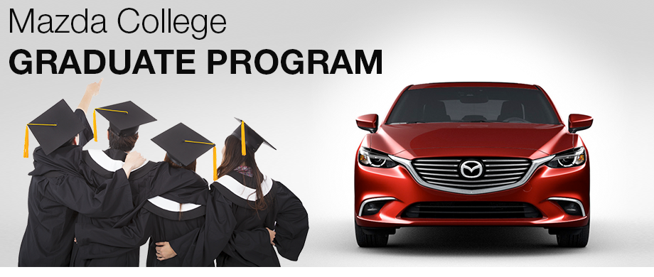 Mazda College Grad Program San Antonio Mazda Sales - Mazda graduate program