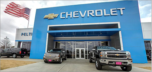 Car Dealerships In Tyler Tx >> Why Buy at Peltier Chevy | Chevy Sales near Athens, TX