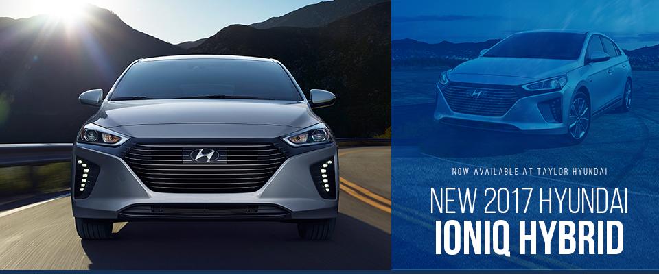 2017 Hyundai Ioniq Hybrid | Taylor Hyundai of Findlay, OH