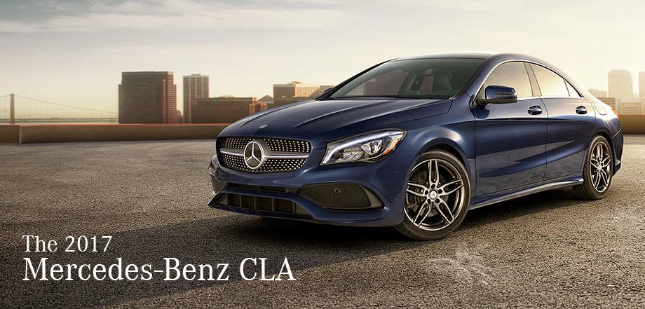 2017 MercedesBenz CLA  Tiverton MercedesBenz Dealership