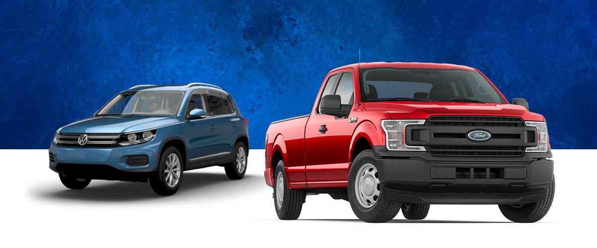 Used Volkswagen/Ford header