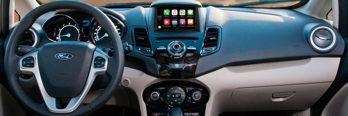 How to Set Up Apple CarPlay™ in Your Ford