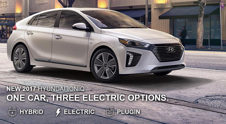 Buy A New 2017 Hyundai Ioniq South Charleston Wv Dealership