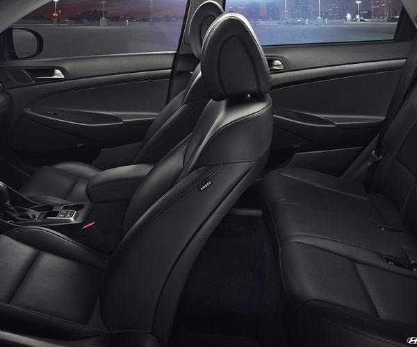 2018 Hyundai Tucson Interior