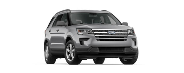 2018 Ford Explorer FWD