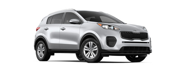 Compare the 2018 Kia Sorento LX