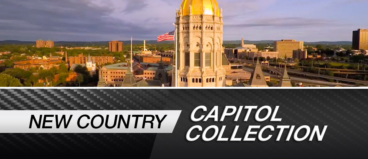 New Country Capitol Collection header