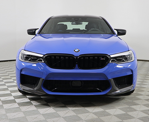 2019 BMW M5 Competition Exterior
