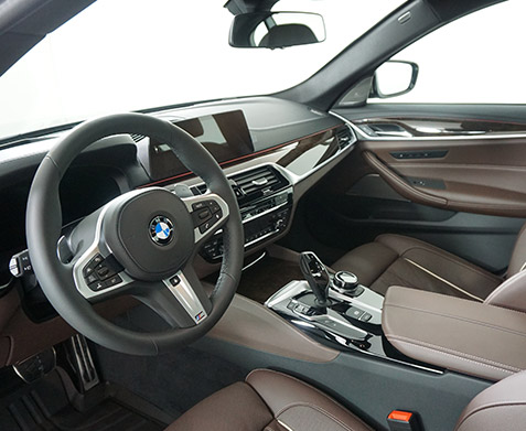 2019 BMW M550i xDrive 'Special Order' Interior