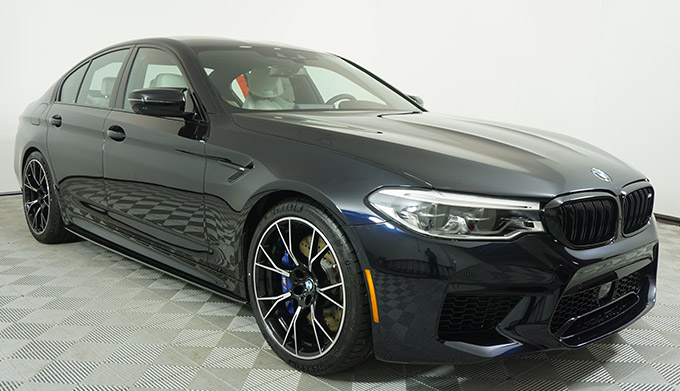 2019 BMW M5 Competition Individual Exterior