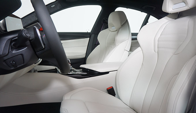 2019 BMW M5 Competition Individual Interior