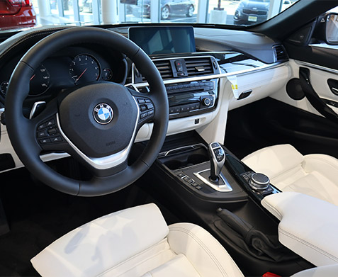 2019 BMW 440i xDrive 'Luxury Line' Individual Convertible Interior