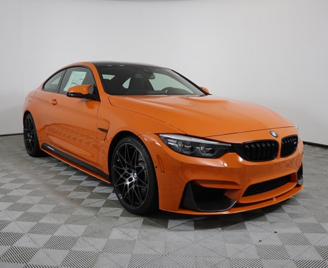 2020 BMW M4 Coupe Exterior